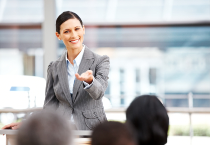 Awesome presentation tips to turn you into a better public speaker