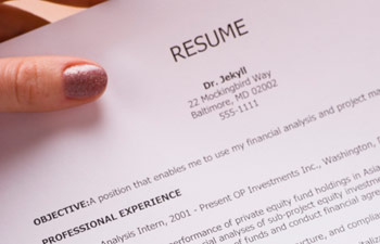 Avoid these resume mistakes