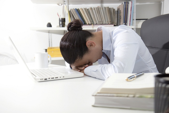 The Physical Effects Of Having A Terrible Job