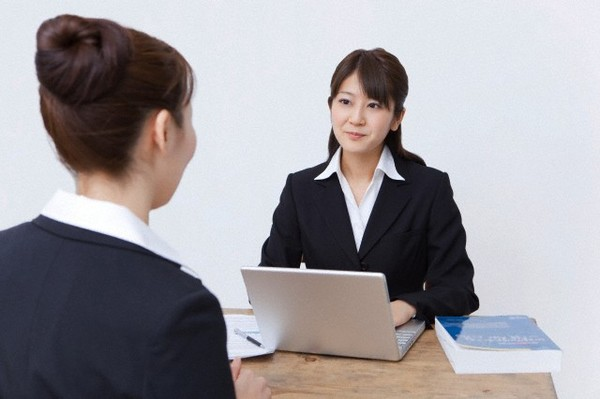 Professional candidates – attitude during interview