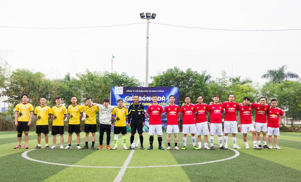 Giải bóng đá JVC năm 2017