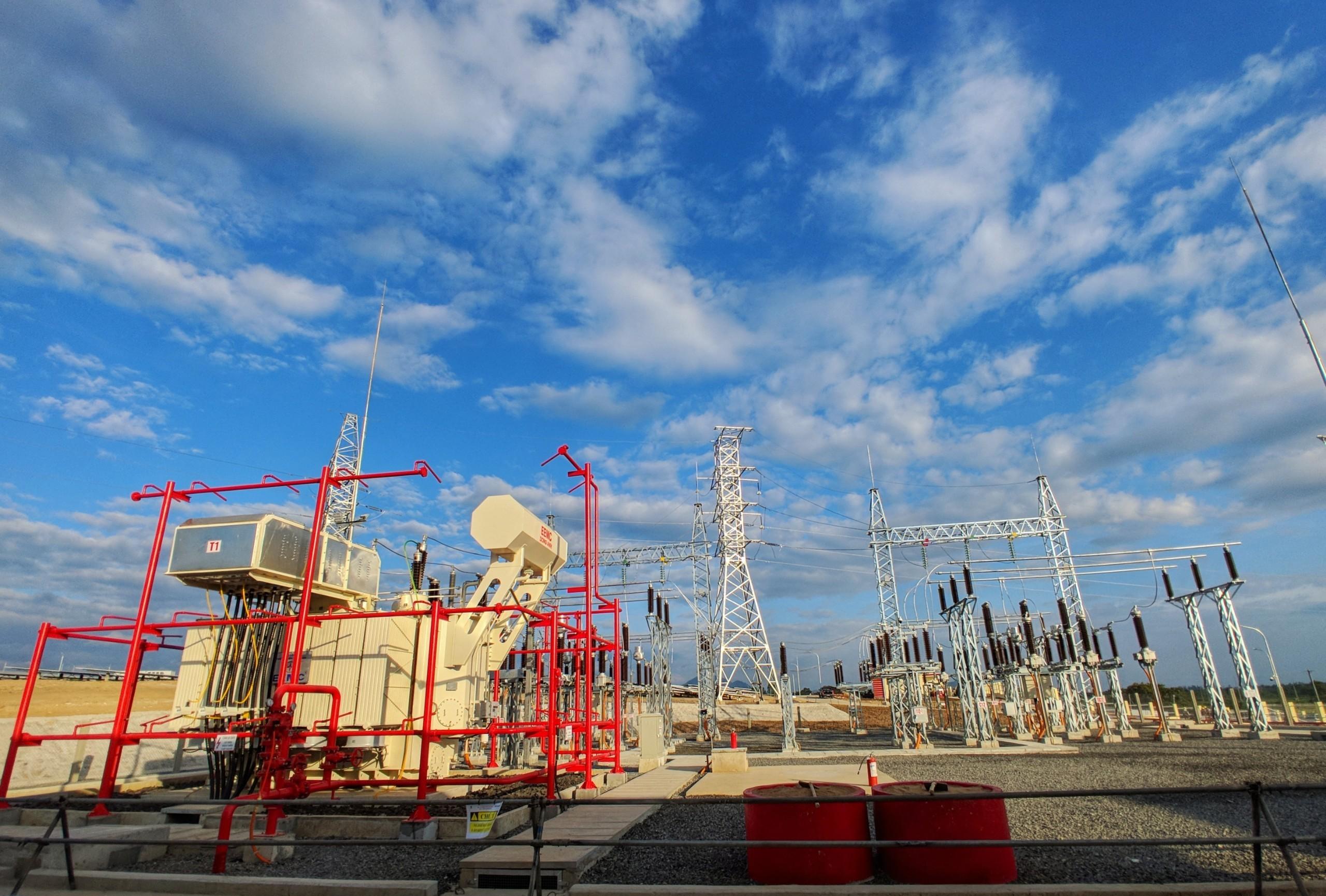Nhà máy Điện mặt trời Krong Pa đã sẵn sàng nối điện!