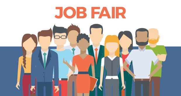 Job fair in Hanoi University of Industry on 20 Apr 2019