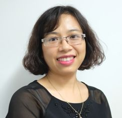 Nguyen Thi Thu Phuong - Piping Engineer - I'm so greatful to be supported by colleagues