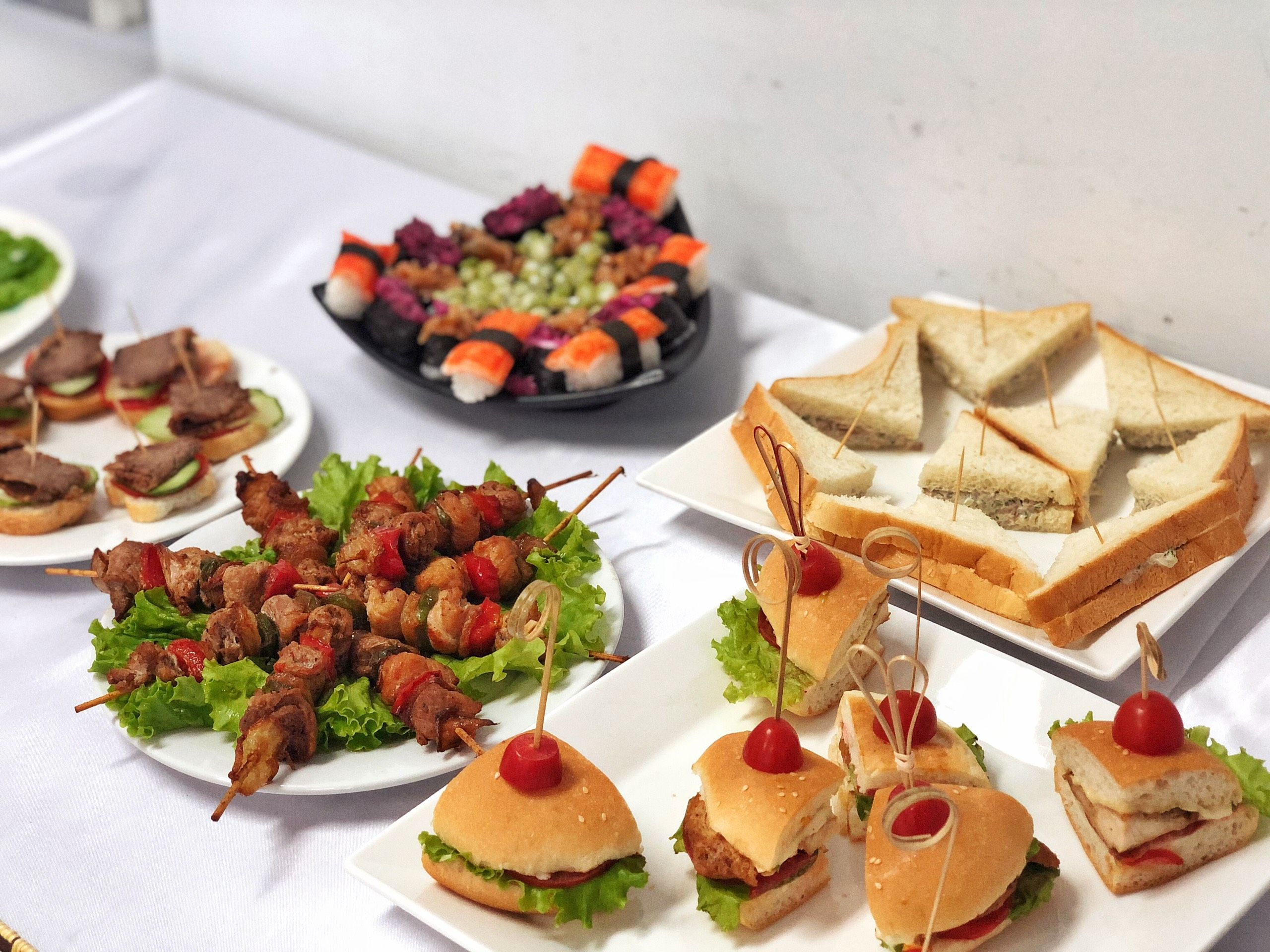 Luncheon – Meet & Greet event