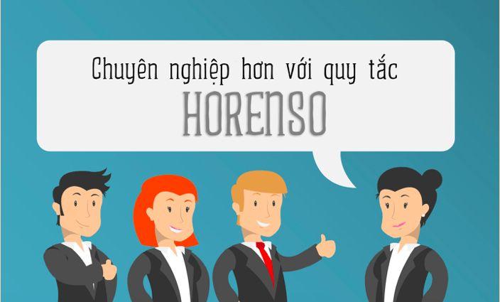 HORENSO & Kỹ năng báo cáo trong công việc