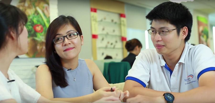 Câu chuyện MYE - Điều gì làm cho các bạn MYE những năm trước ấn tượng nhất đối với chương trình Masan Young Entrepreneurs?