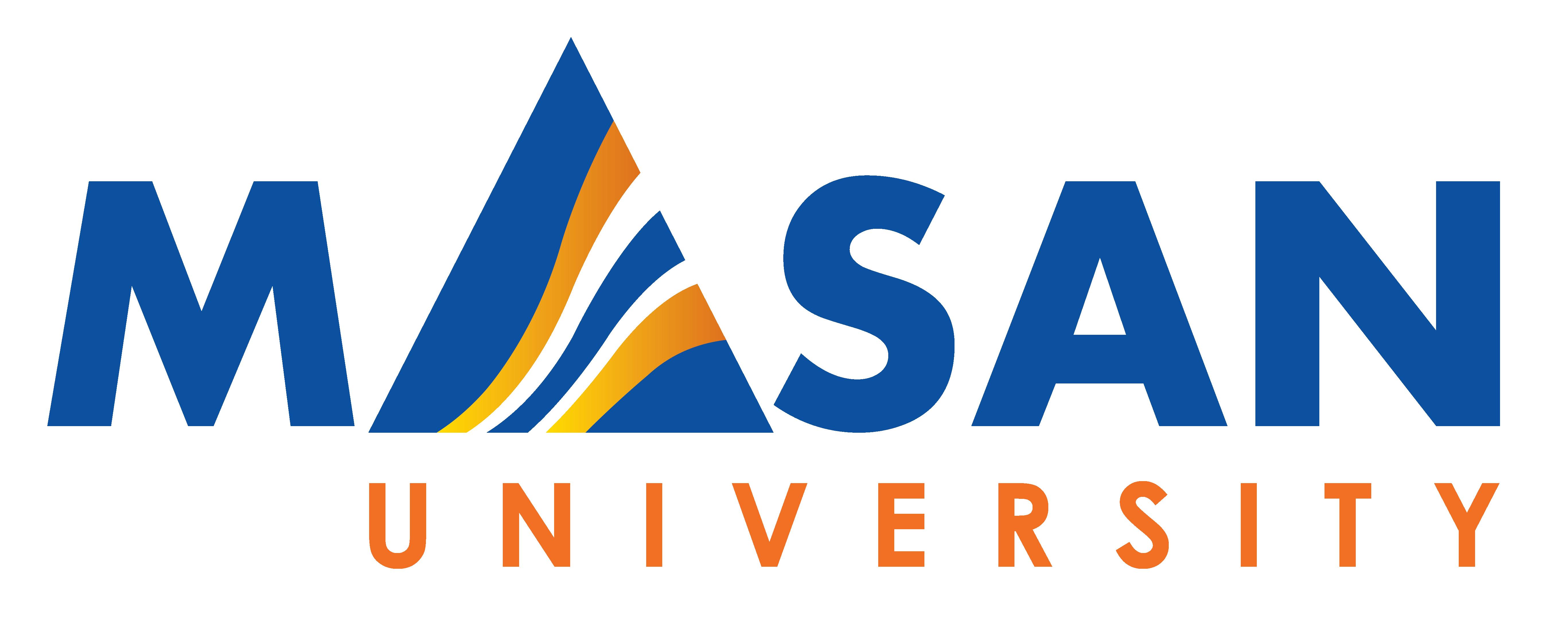 Masan University - Let's get your learning journey start!