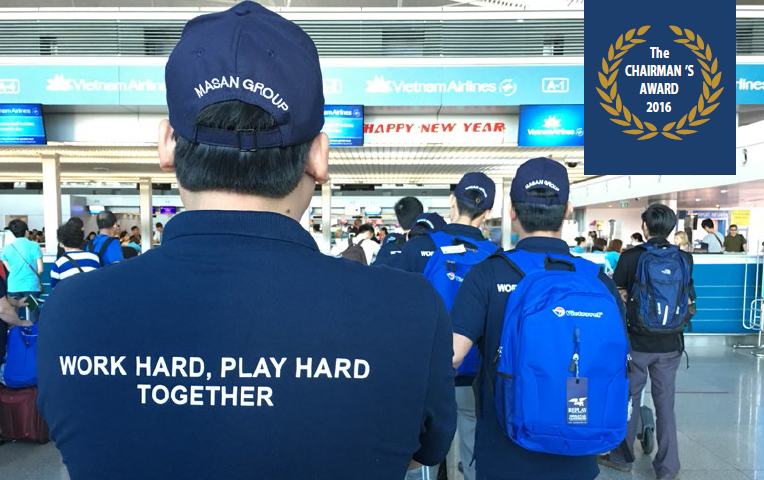 Work Hard - Play Hard Together - An exploring trip to Inland ASEAN