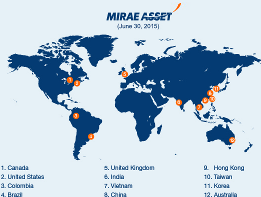 Expansion of the turning point network marked the growth of Mirae Asset in Vietnam