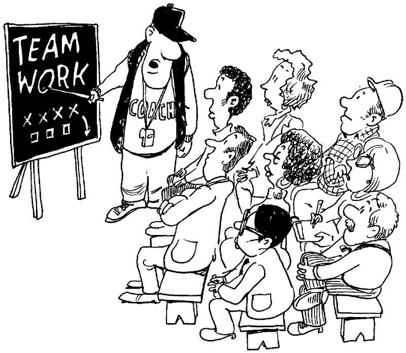 Thay đổi tư duy để làm việc nhóm hiệu quả