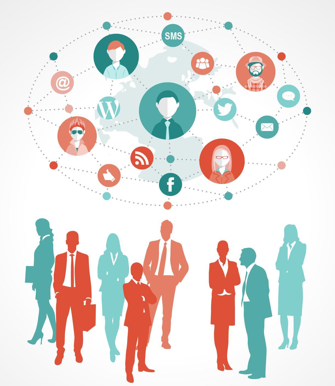 Tuyển dụng nhân sự và mạng xã hội