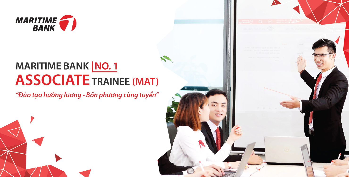 MARITIME BANK ASSOCIATE TRAINEE (MAT) – NO. 1