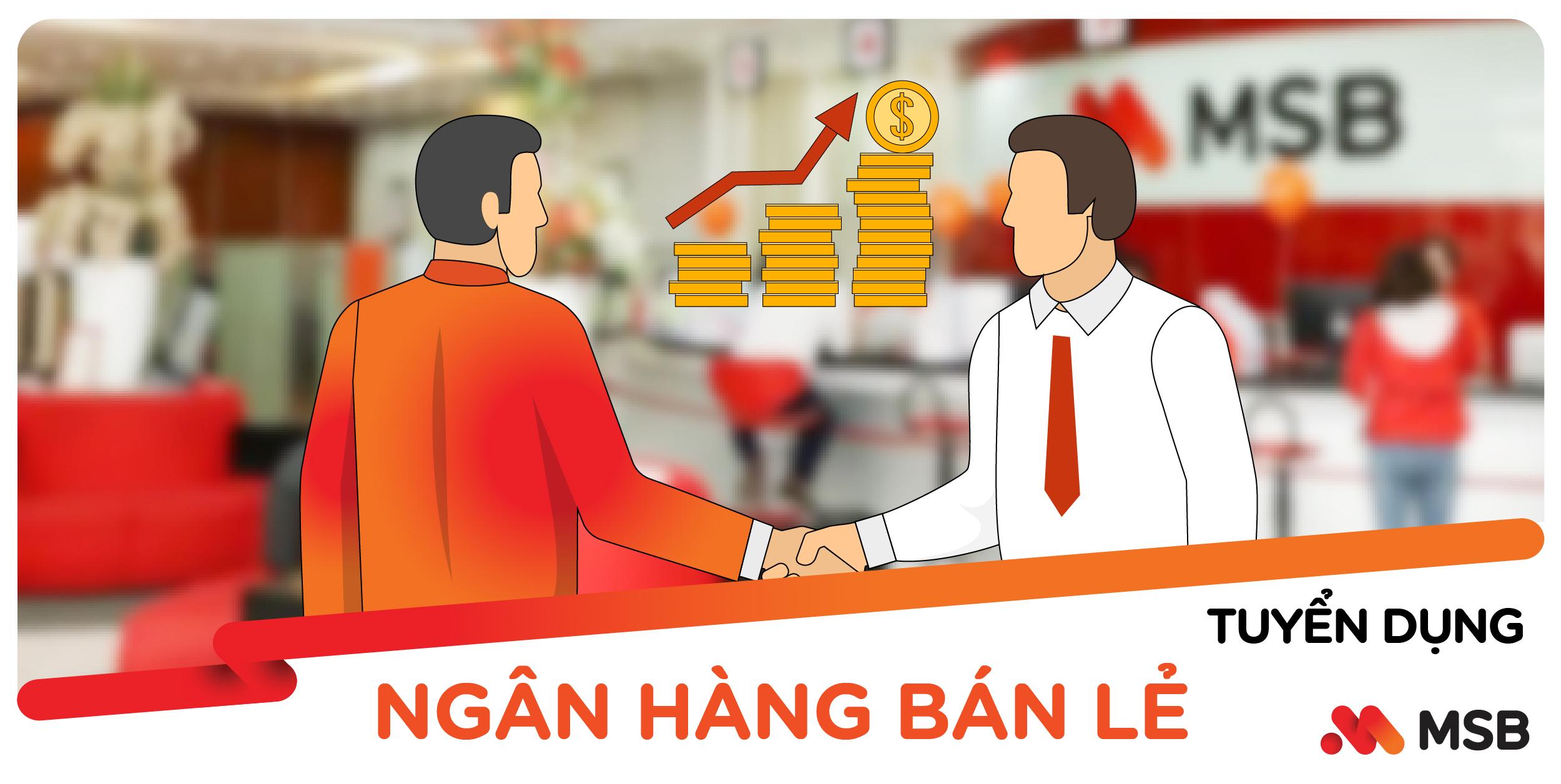 [HR NEWS] TUYỂN DỤNG KHỐI NGÂN HÀNG BÁN LẺ - THÁNG 3/2019