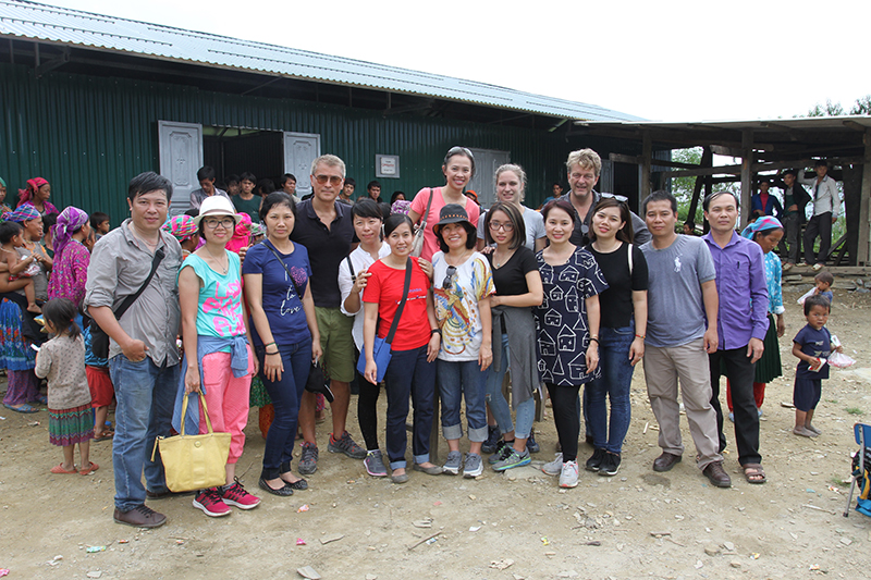 Openasia Charity Programs 2016