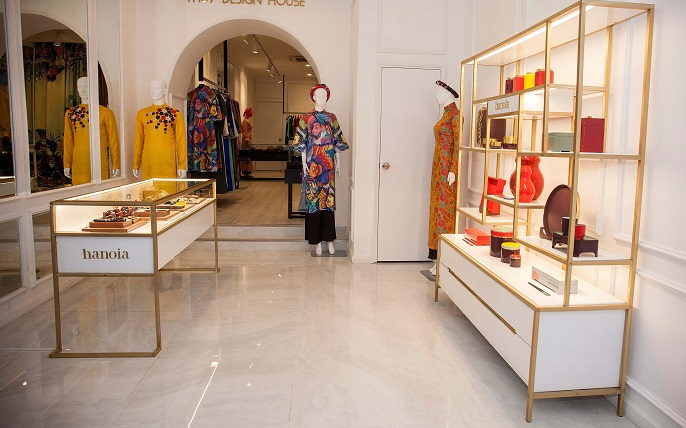 Hanoia Boutique opens in Ho Chi Minh City