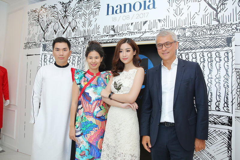 The launching of Hanoia in Ho Chi Minh City
