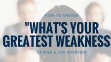 """""""Bí kíp"""" trả lời câu hỏi phỏng vấn: Điểm yếu của bạn là gì?"""