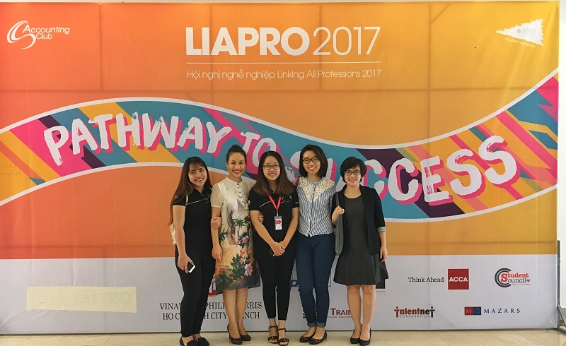 Linking All Professionals 2017: Pathway to success