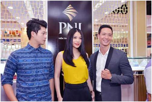 PNJ – Xứng tầm thương hiệu trang sức số 1 Việt Nam tại VIJF 2014