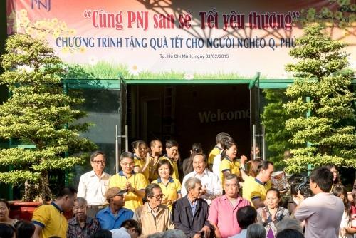 Dấu ấn 10 năm Quỹ Từ thiện PNJ