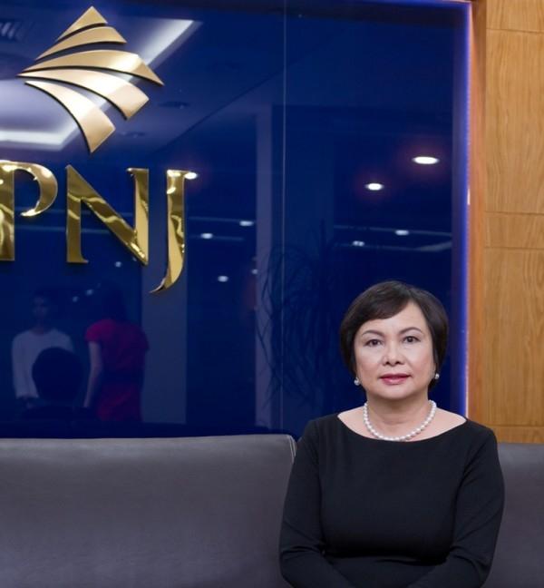 Tổng giám đốc PNJ vào danh sách 50 nữ doanh nhân quyền lực châu Á