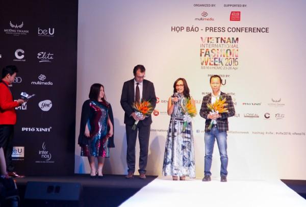 """PNJ tài trợ cuộc thi """"Nhà thiết kế tài năng Việt Nam –Vietnam Emerging Designer"""" trong khuôn khổ VIFW 2016"""