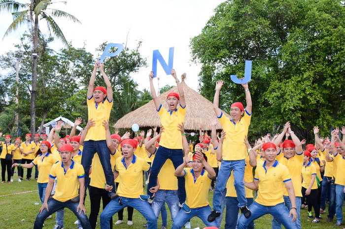 Chiến binh XNNT trong ngày hội văn hóa PNJ 2017 - Dám thay đổi để làm nên điều khác biệt
