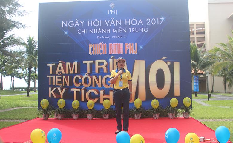Đậm chất văn hóa PNJ trong ngày hội của chi nhánh Miền Trung