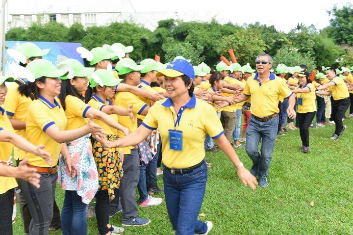 Ngày hội văn hóa PNJ – Bản sắc của doanh nghiệp phát triển bền vững