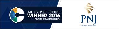 Top 20 Nhà Tuyển Dụng được yêu thích nhất năm 2016