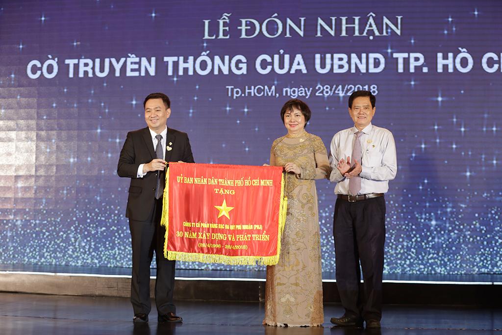 Lễ Kỷ Niệm Thành Lập Công Ty PNJ - 30 Năm Giữ Trọn Niềm Tin Vàng
