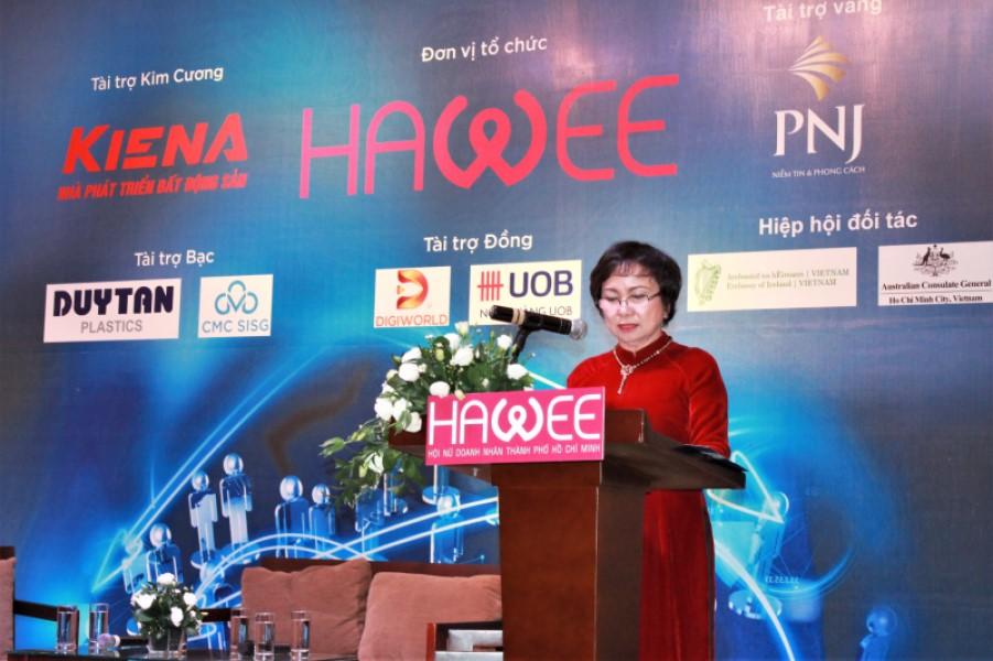 PNJ Tiếp Tục Đồng Hành Cùng Hawee Trong Diễn Đàn Công Nghệ 4.0