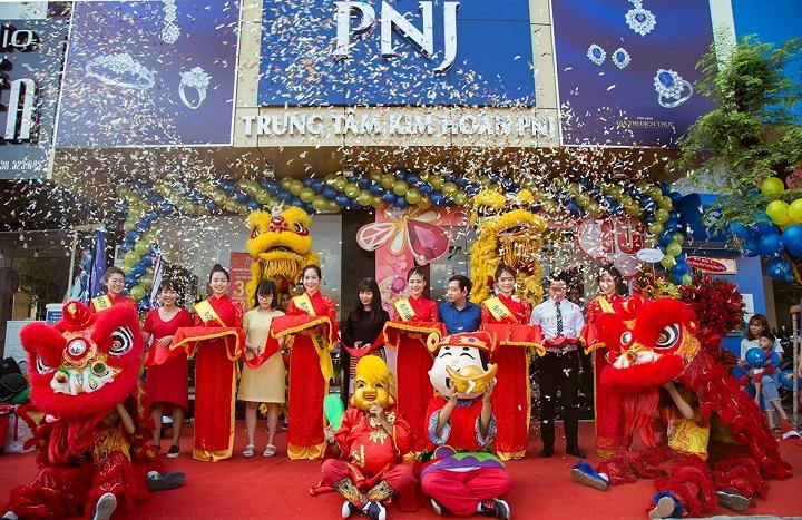 PNJ Khai Trương Trung Tâm Kim Hoàn thứ 325 trước Tết Nguyên Đán 2019