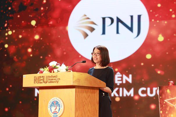 """PNJ đồng hành tài trợ cuộc thi """"Hành trình kinh doanh 2019"""""""