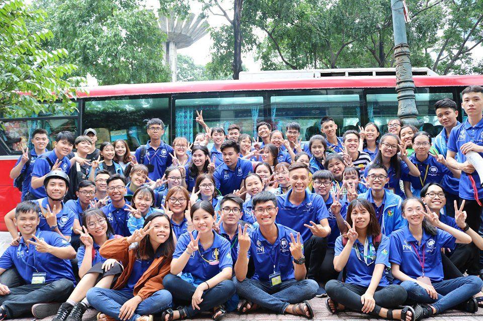 PNJ là đơn vị tài trợ chính và cũng là nhà đồng hành với hơn 500 sinh viên trường ĐH Kinh tế TP. HCM