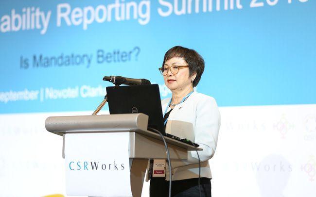 """Bà Cao Thị Ngọc Dung: """"Ưu tiên hàng đầu trong Phát triển bền vững là xây dựng PNJ trở thành gia đình hạnh phúc"""""""