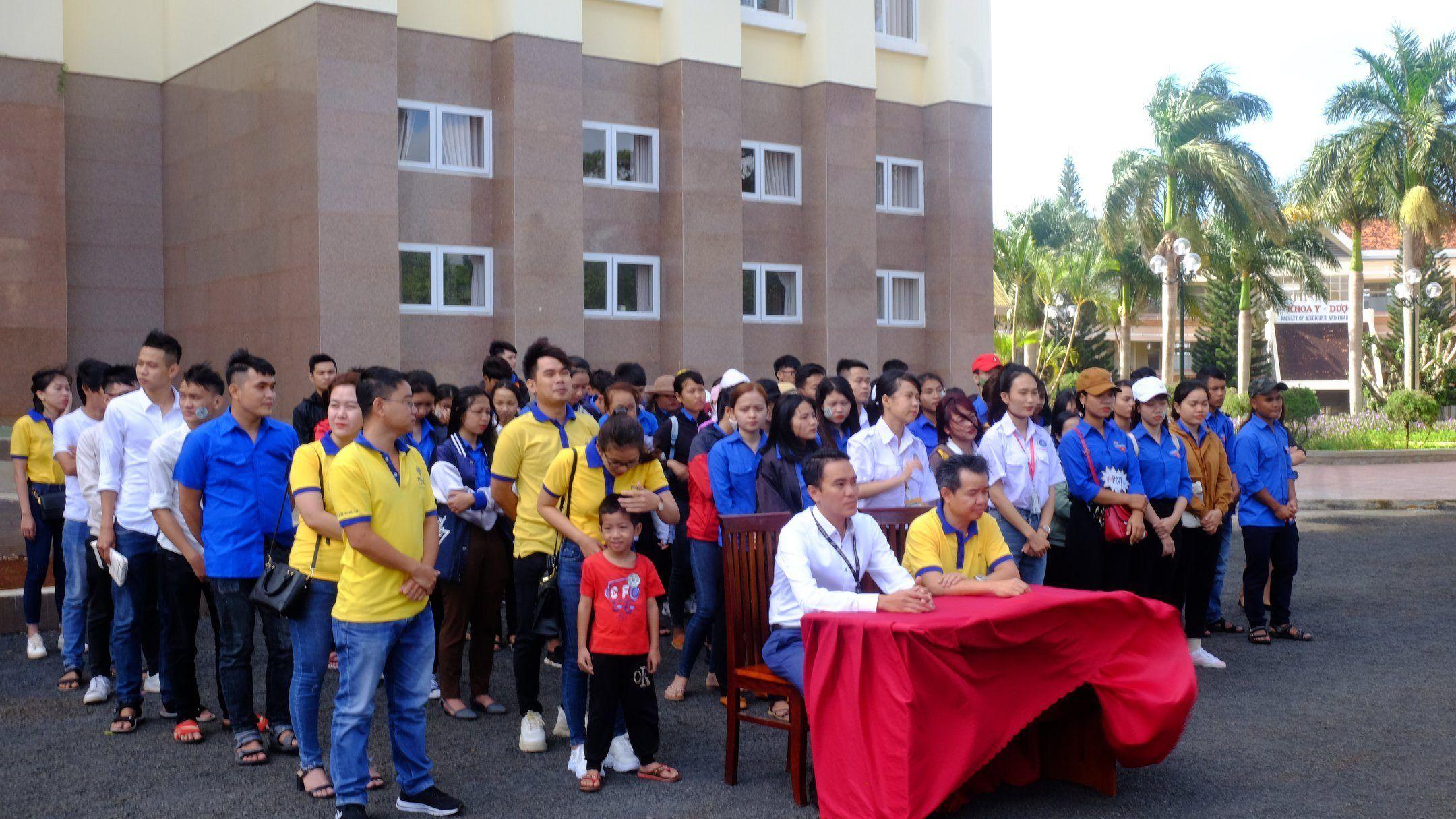 PNJ Lan Tỏa Niềm Tin Vàng Đến Với Sinh Viên Trường Đại Học Tây Nguyên