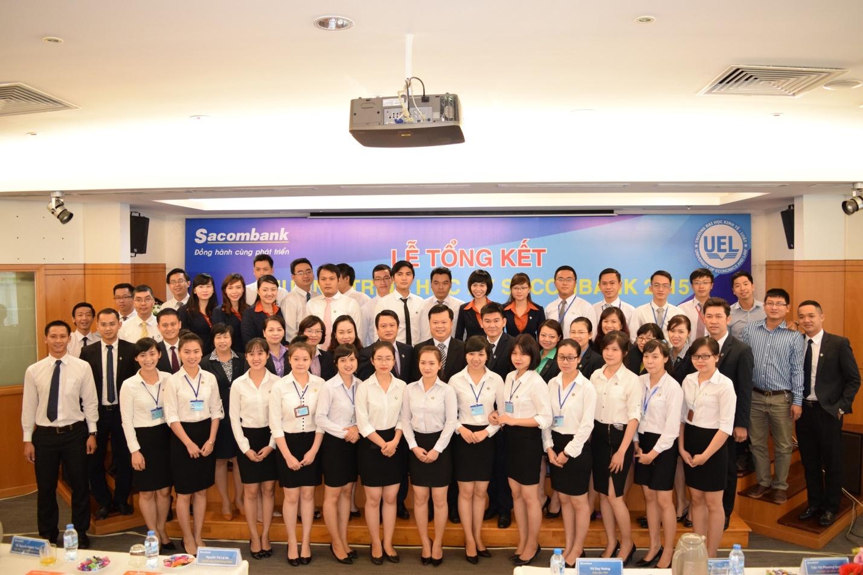 Sacombank tổ chức tổng kết chương trình Học kỳ Sacombank 2015