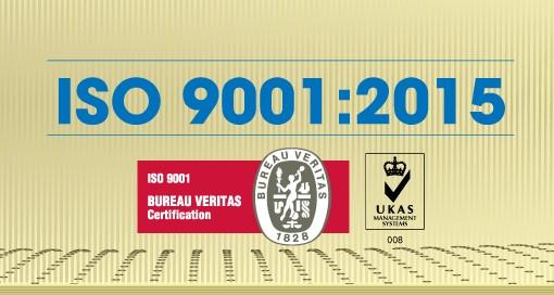 Sacombank đạt chứng nhận ISO 9001:2015 về Hệ thống Quản lý Chất lượng