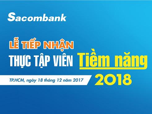 LỄ TIẾP NHẬN - DS TRÚNG TUYỂN THỰC TẬP VIÊN TIỀM NĂNG 2018 - KV TP.HCM