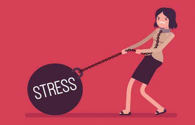 """30 GIÂY ĐÁNH TAN BẪY """"STRESS"""" DÀNH CHO DÂN CÔNG SỞ"""
