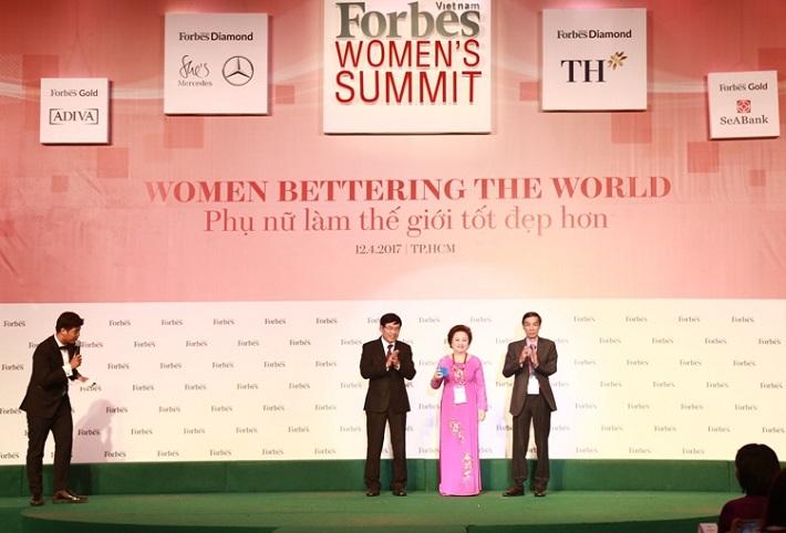 SeABank tham gia Forbes Vietnam Women Summit 2017