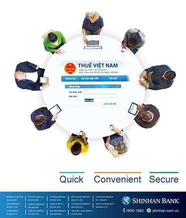 E-TAX PAYMENT SERVICE