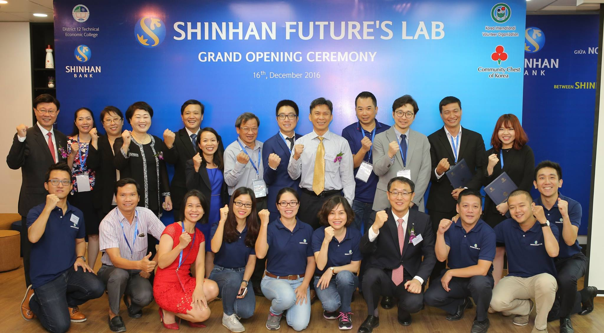 Shinhan Future's Lab Vietnam
