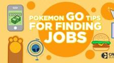 Săn việc như săn Pokemon