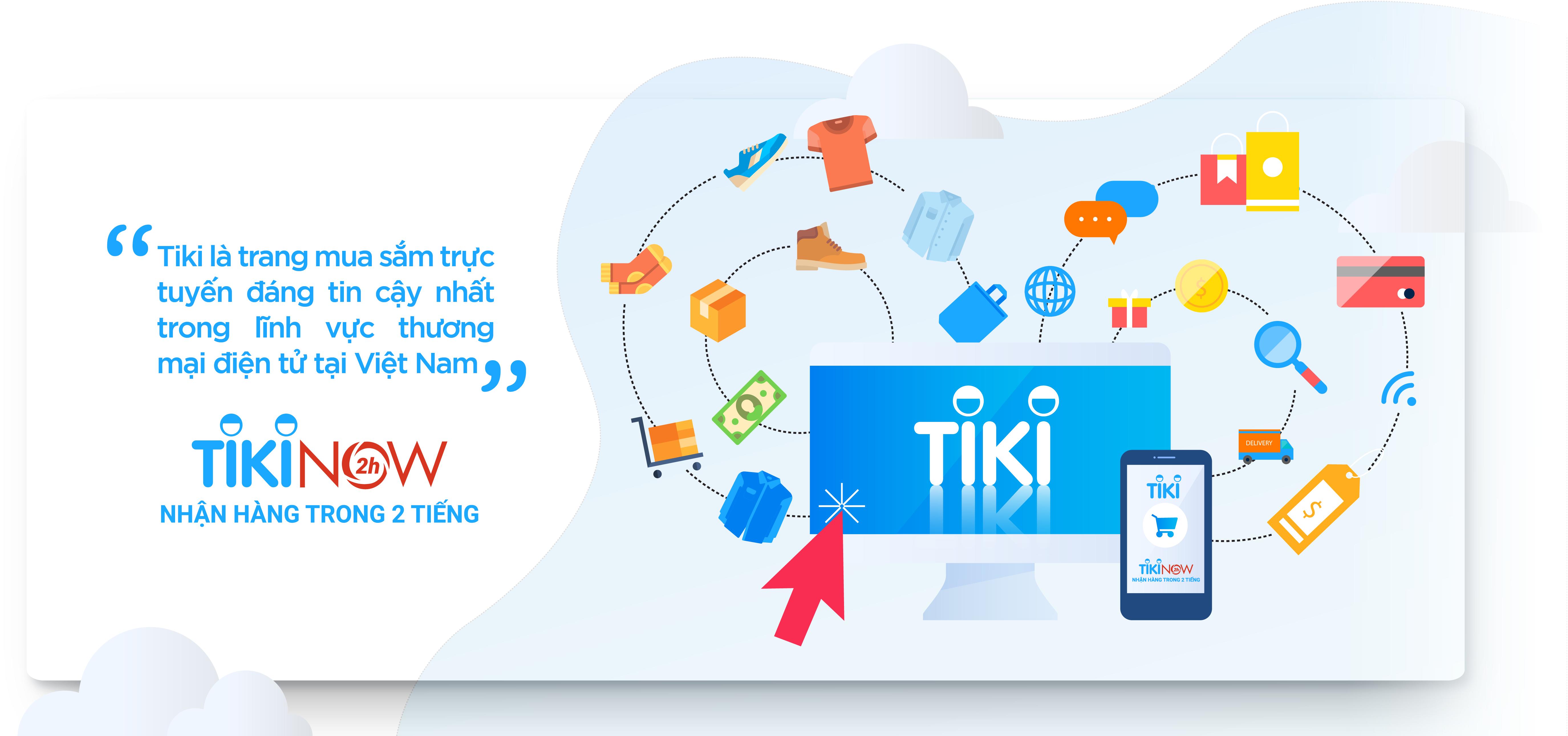 Nhận voucher Tiki với mức ưu đãi cực lớn tại Lanh Chanh