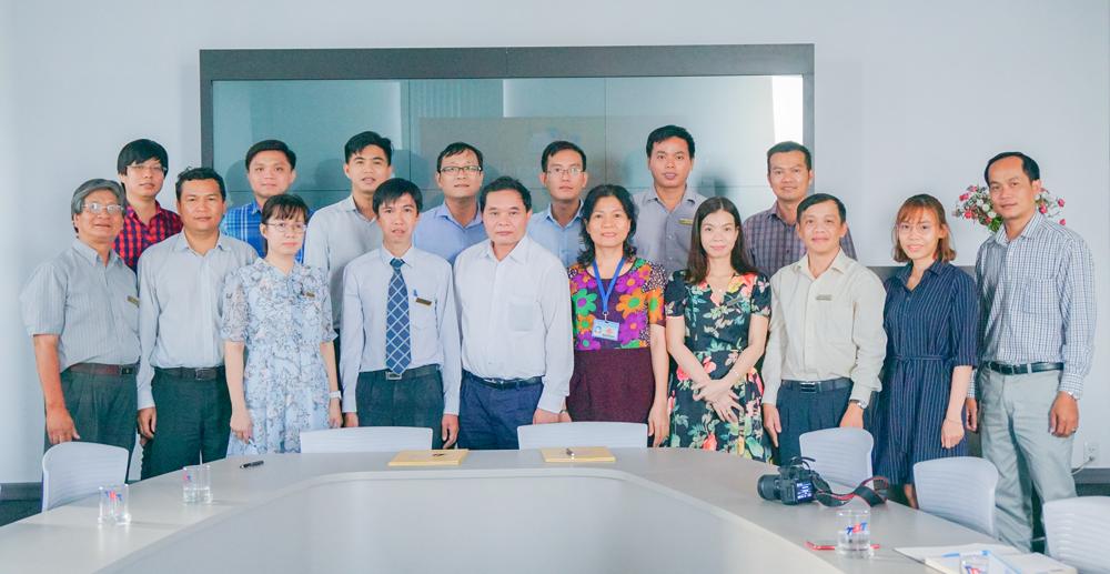 Ký hợp tác với Công ty cổ phần thực phẩm CJ Cầu Tre