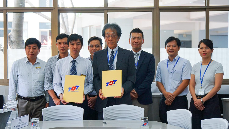 Ký hợp tác với Công ty Ryomo Solutions Việt Nam