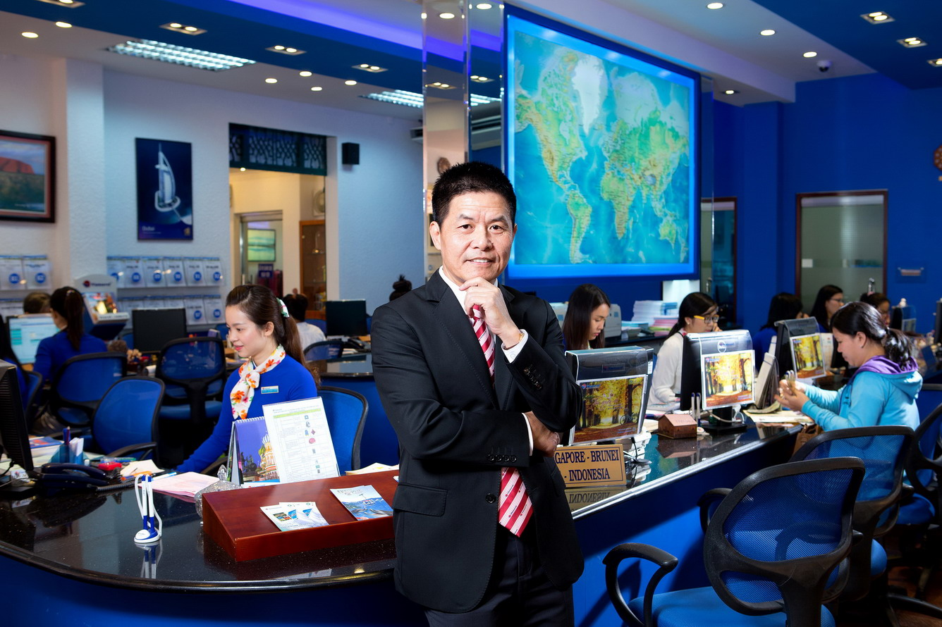 Vietravel: Top 10 nơi làm việc tốt nhất Việt Nam ngành Du lịch-Khách Sạn-Nhà hàng